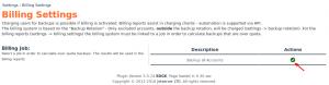 jetbackup billing settings