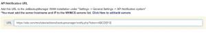 jetbackup whmcs notification url