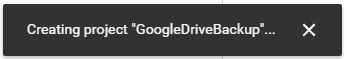 Google Drive V2 cPanel Backup Destination