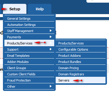 whmcs how to add a user